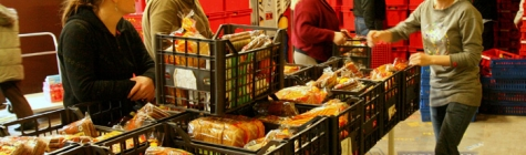 Aastas jõuab abivajajateni miljon kilogrammi toitu