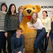 "Tartu University Hospital Children's Foundation ""Support therapy for sick children!"""