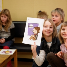 "Bully-free School ""Let's free Estonian schools of bullying!"""