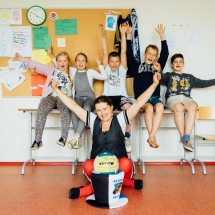 "Youth to School ""Excellent education for every child in Estonia!"""