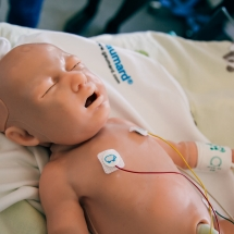 With the help of Estonian Maternity Hospitals Support Fund every newborn baby needing resuscitation will recieve the best care!