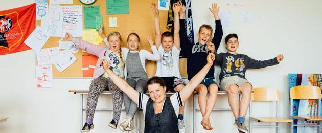 Noored Kooli foto- ja videovabatahtlik