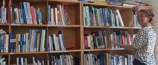 Otsime entusiastlikku raamatukoid!