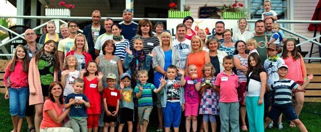 "Estonian Association of Parents of Children with Cancer ""You can help us create a support centre for families of children with cancer!"""