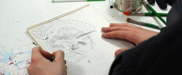 Aita oma joonistustega illustreerida külalisõpetamise mõju