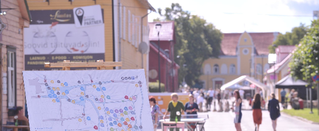 "Opinion Festival: ""We give ideas and develop Opinion Culture in Estonia!"""