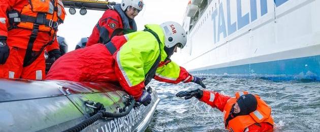 Rescue Association: Prompt rescue response everywhere in Estonia