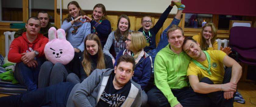 Eesti Skautide Ühing: toeta noorte initsiatiivi ja aita kaasa kogemuste saamisele