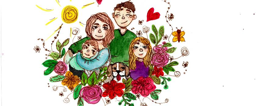 Союз многодетных семей Эстонии: помогите накрыть стол многодетным семьям