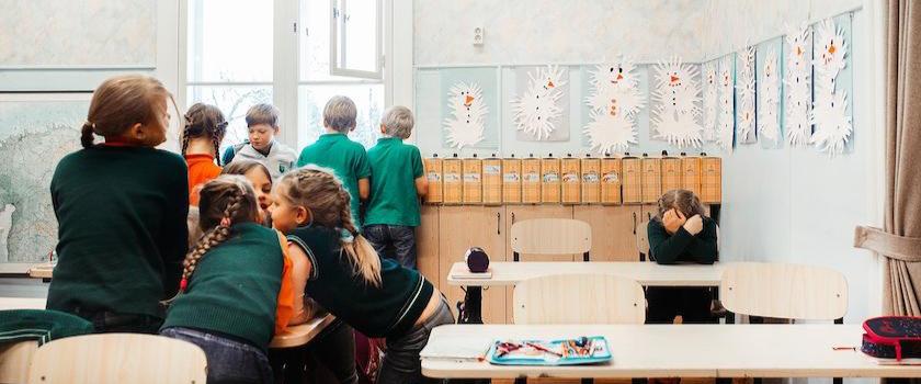 Iga 10 eurot aitab KiVa kiusuennetusprogrammil jõuda 1 uue lapseni!