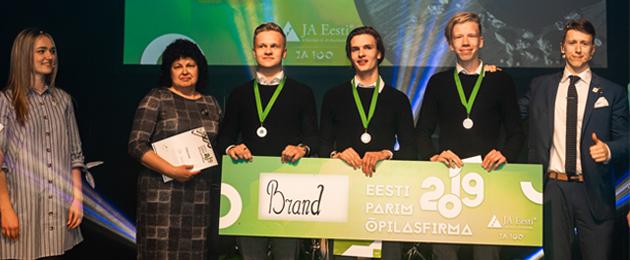 JA Estonia – Practical entrepreneurship training into every school in Estonia!