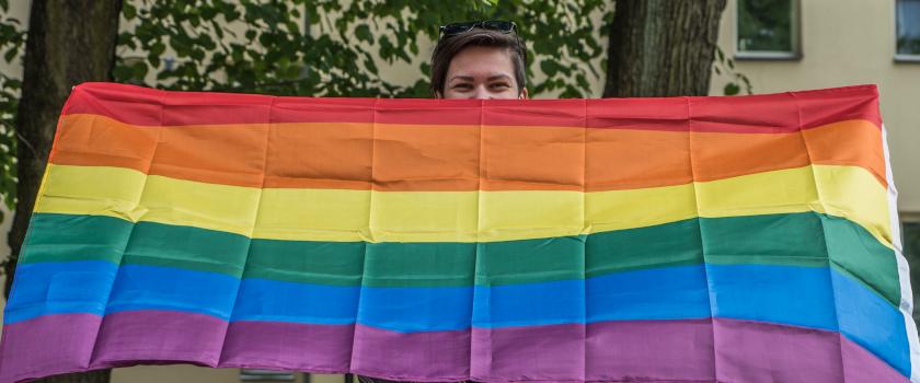Eesti LGBT Ühing: Aita luua turvalist ja sõbralikku Eestit